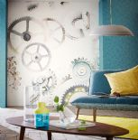 Loft Wallpaper Wall Panel Engrenages LOF 6744 10 60 LOF67441060 By Caselio